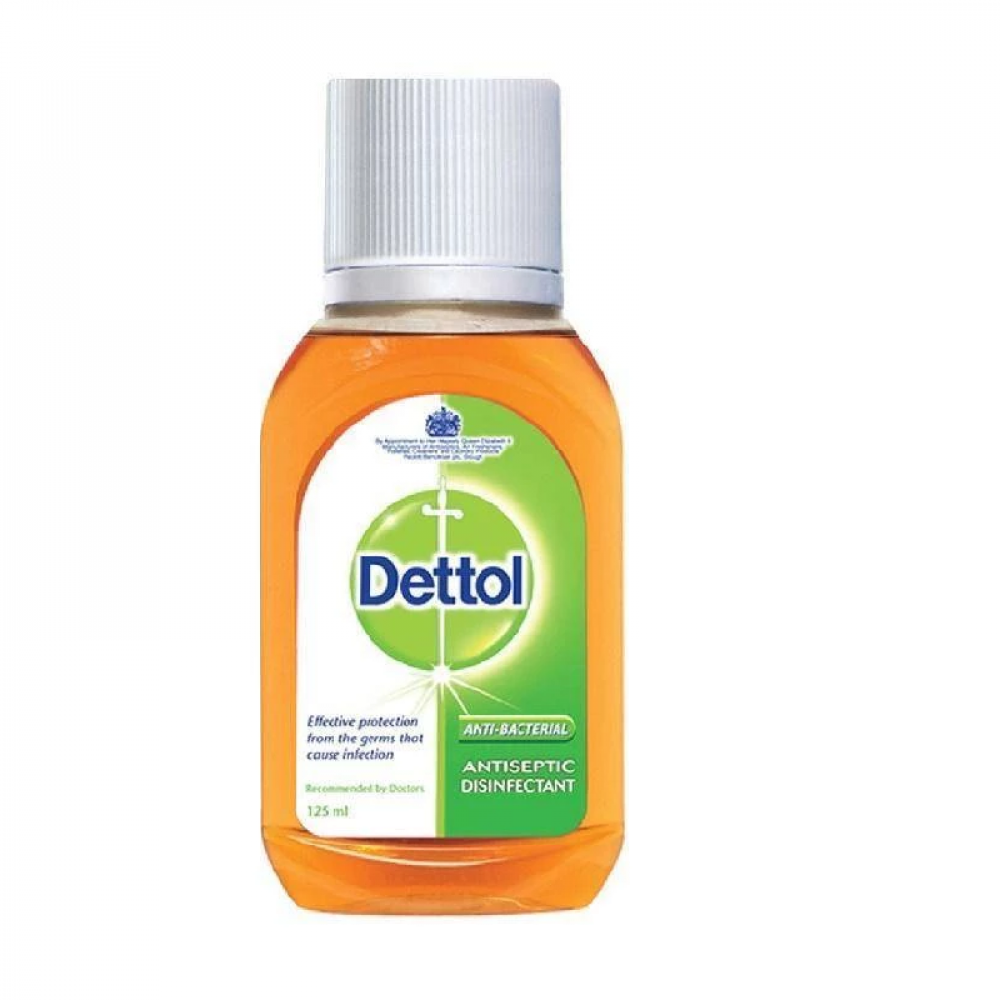 مطهر ديتول 120ج  Dettol Antiseptic 120 g