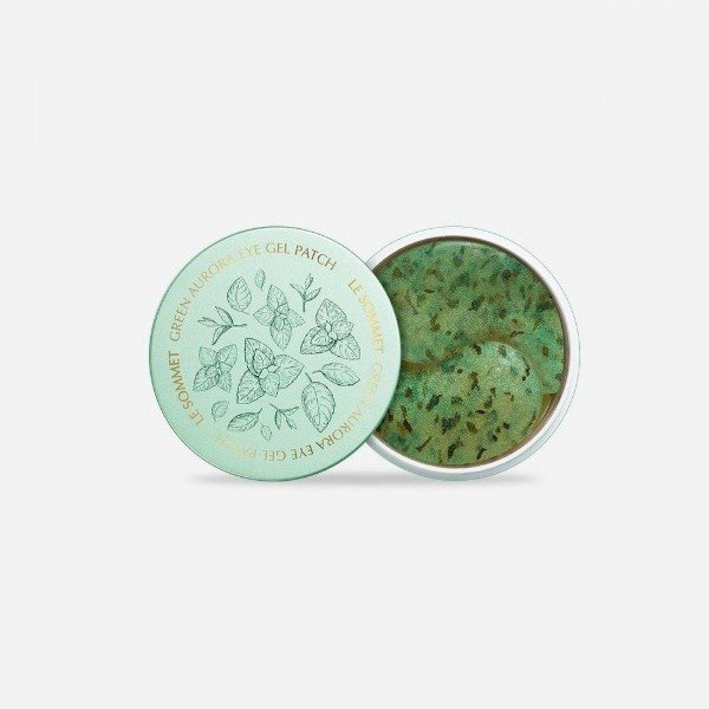جايجون قناع قمة أورورا الخضراء لصقات تحت العين - 30 زوج