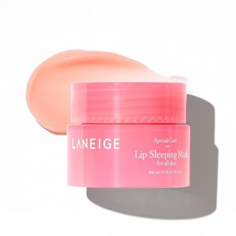 Berry Lip Sleeping Mask 3ml ماسك ليلي مرطب للشفاه بالتوت