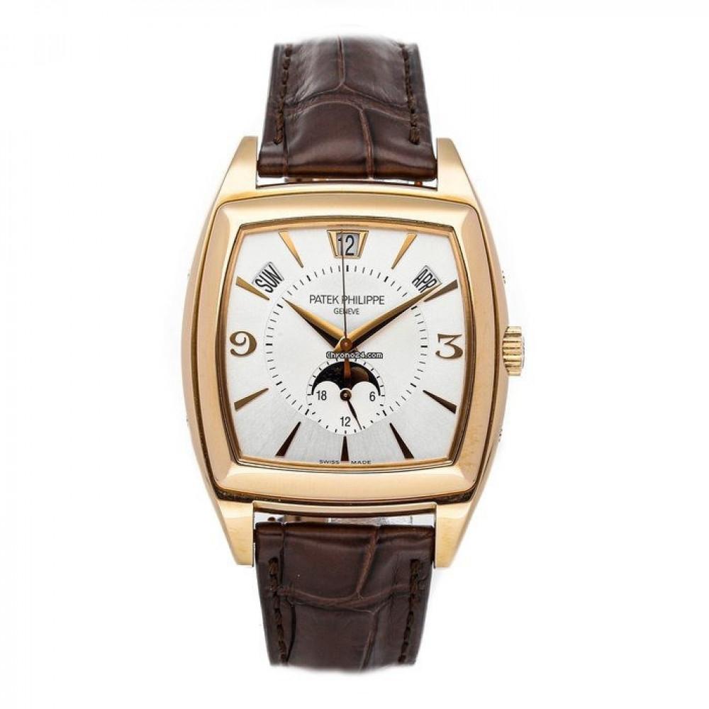 ساعة باتيك فيليب Gondolo-Calendario الأصلية 5135R