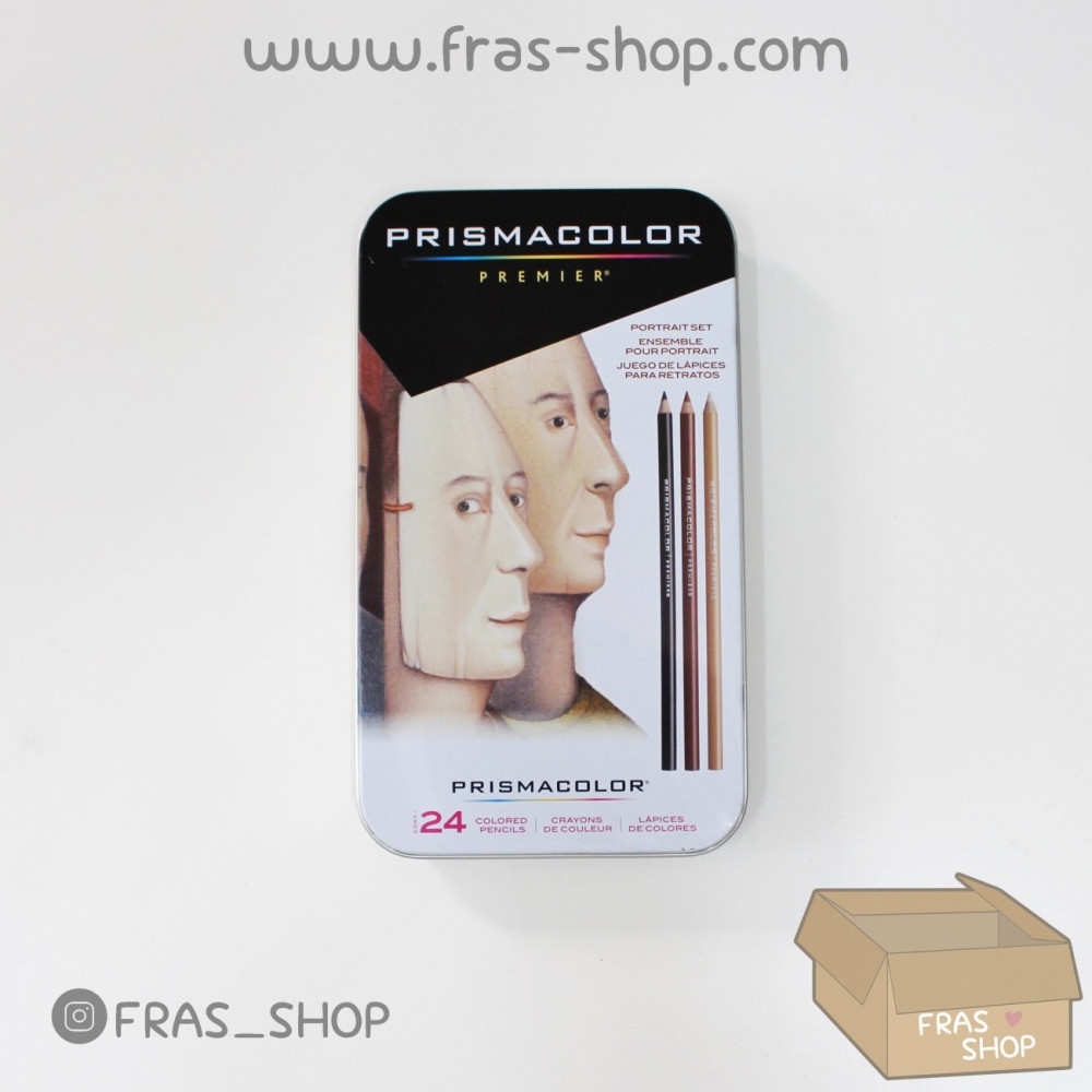 ألوان بريزما كولور 24 لون بشرة