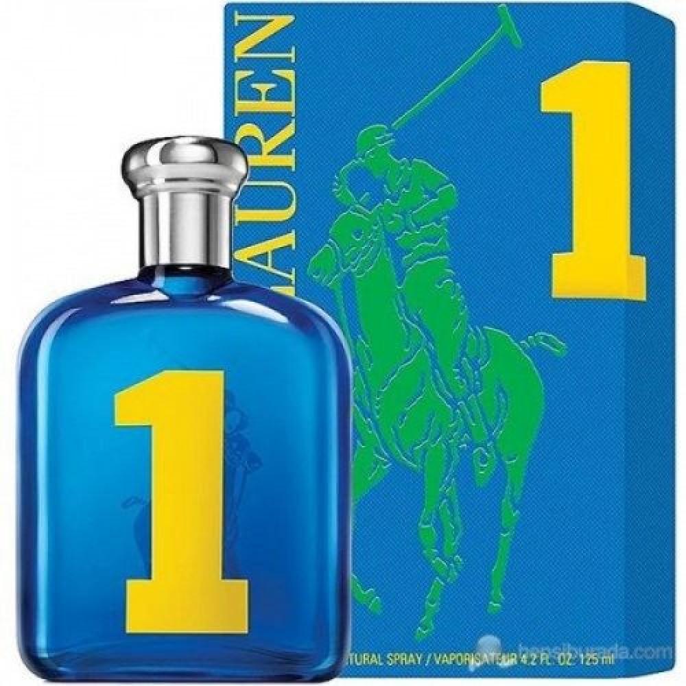 Ralph Lauren Big Pony 1 Blue for Men Eau de Toilette 75ml متجر خبير ال