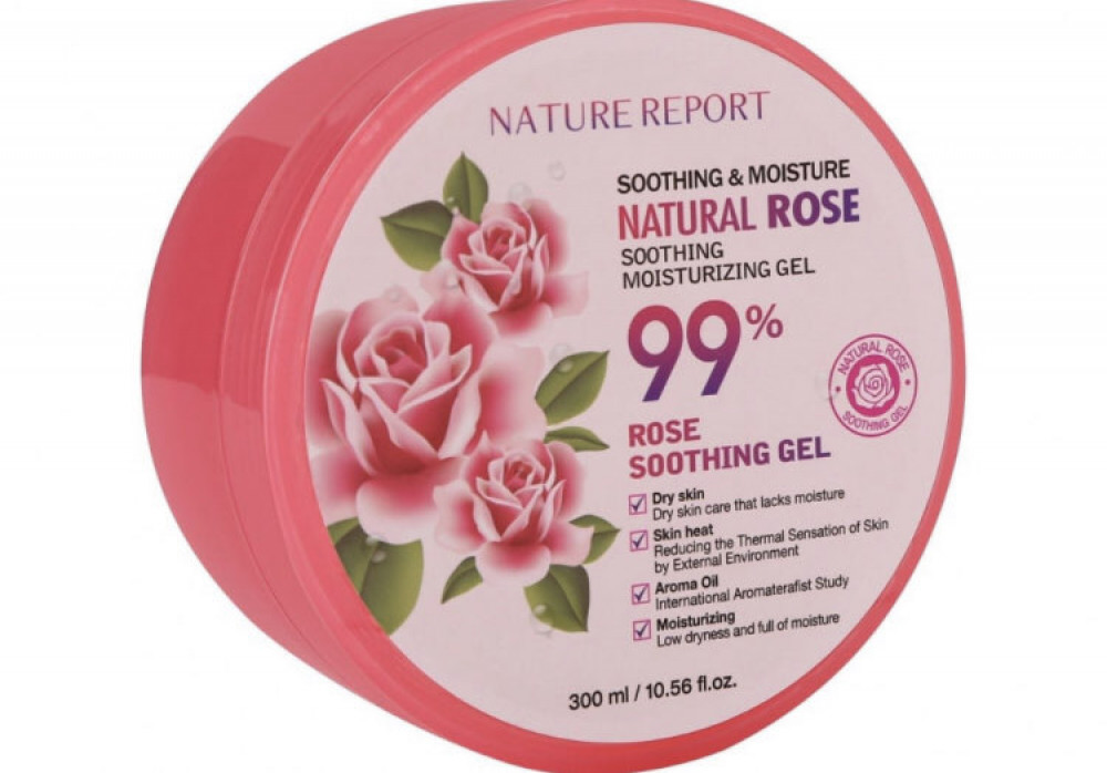 جل الورد الكوري - متجر فيوم