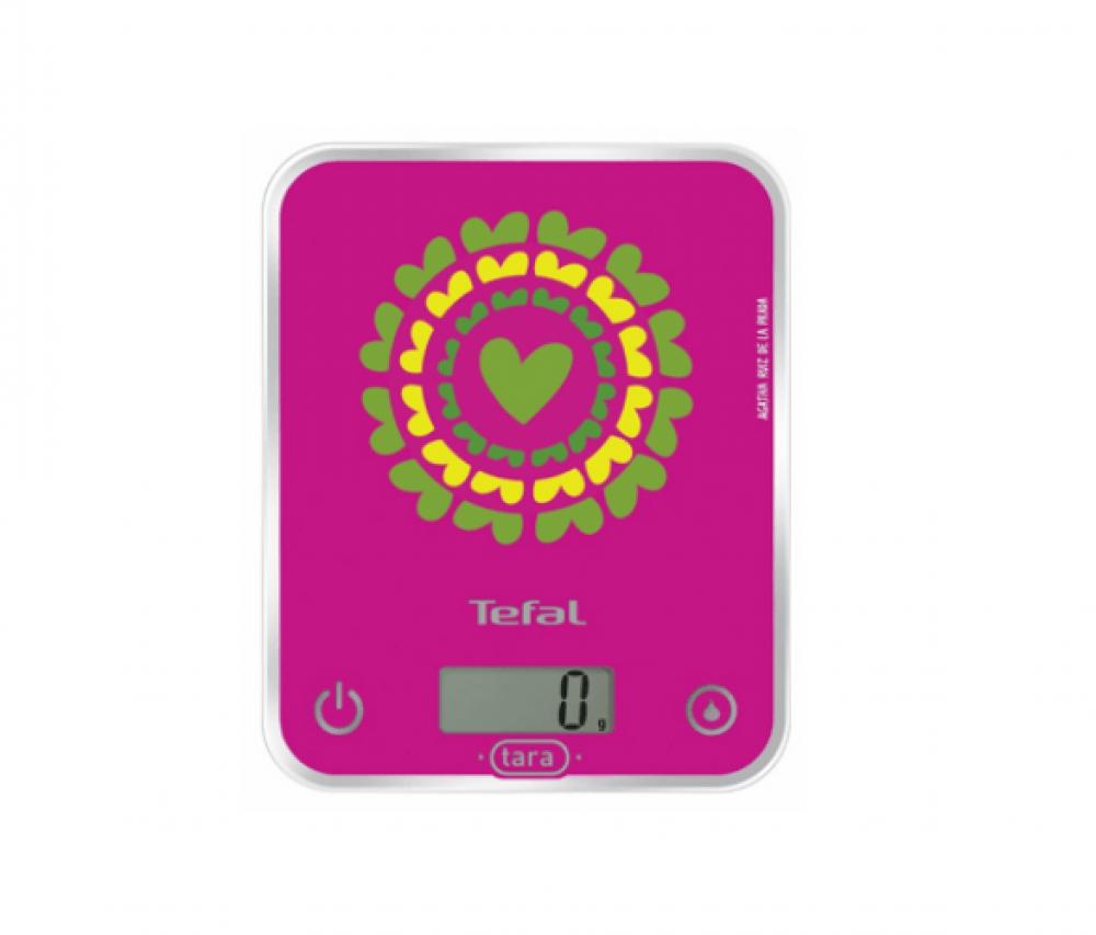 ميزان تيفال Tefal Optiss Marigold Kitchen Measuring Scale BC5016V1