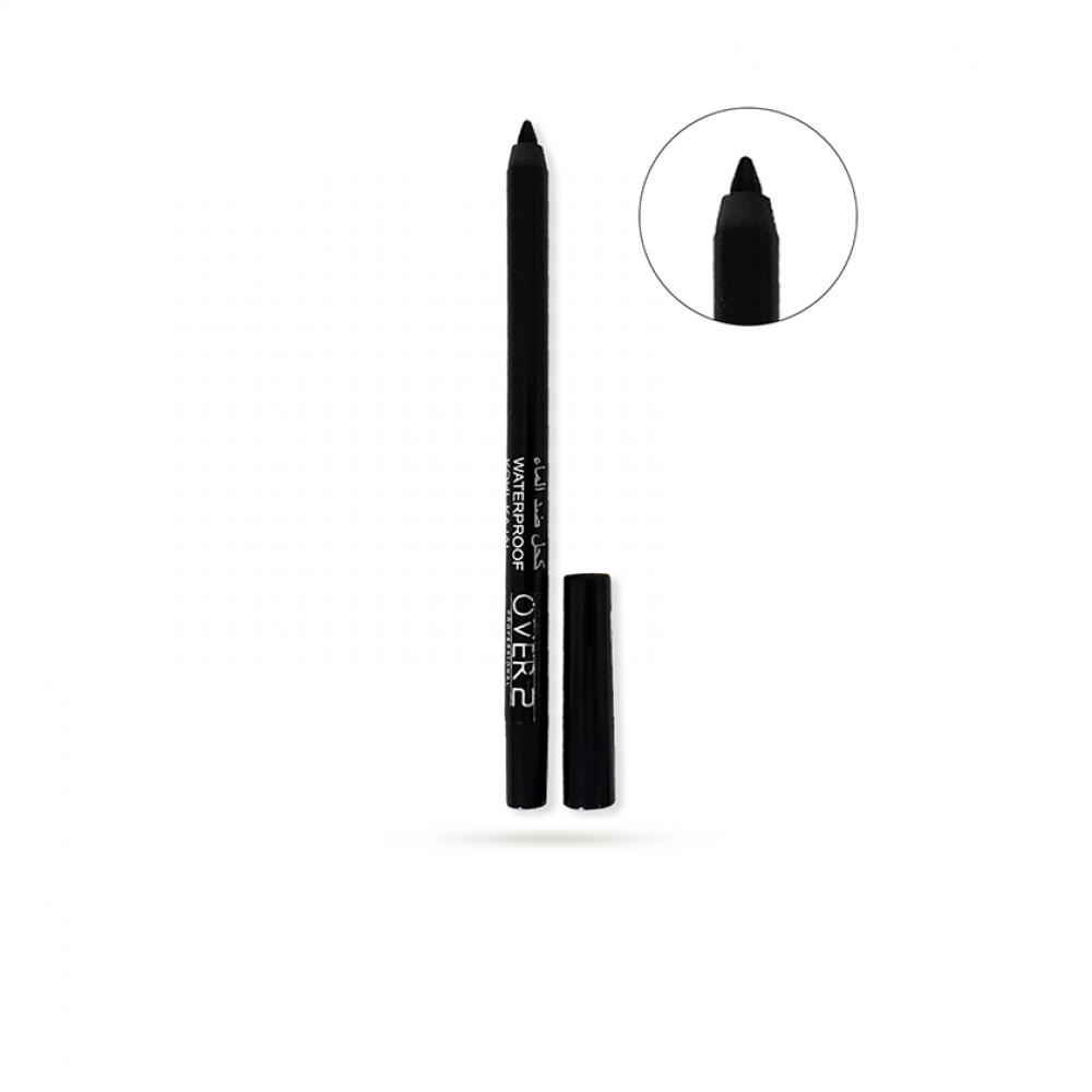 قلم كحل أسود M401 ضد الماء - ميك اوفر 22