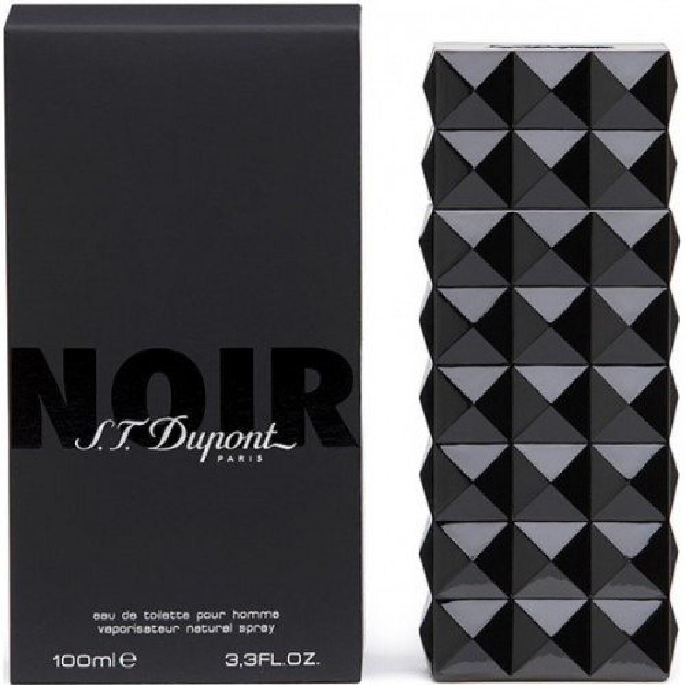 S T  Dupont Noir Eau de Toilette 100ml خبير العطور
