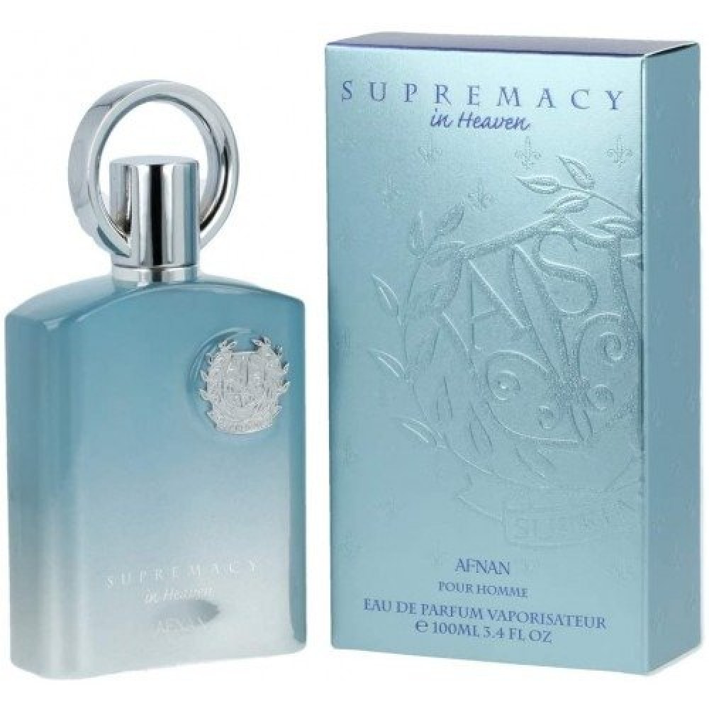 Afnan Supremacy In Heaven Pour Homme  Parfum 100ml متجر خبير العطور