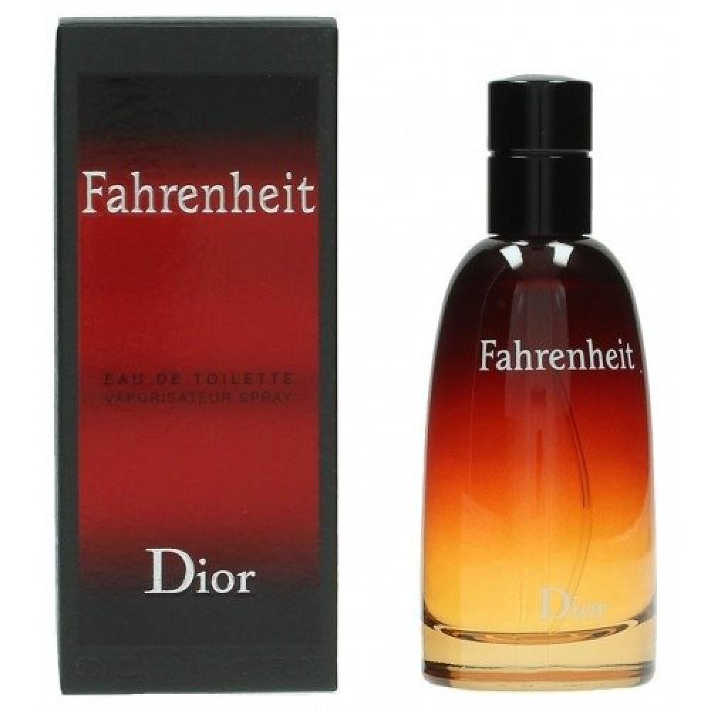 Dior Fahrenheit Eau de Toilette 100ml خبير العطور