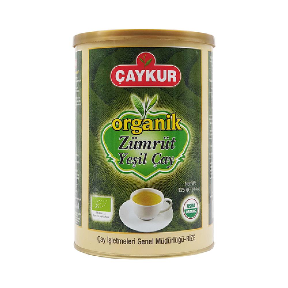 شايكور زومروت شاي أخضر عضوي فرط 125 جرام