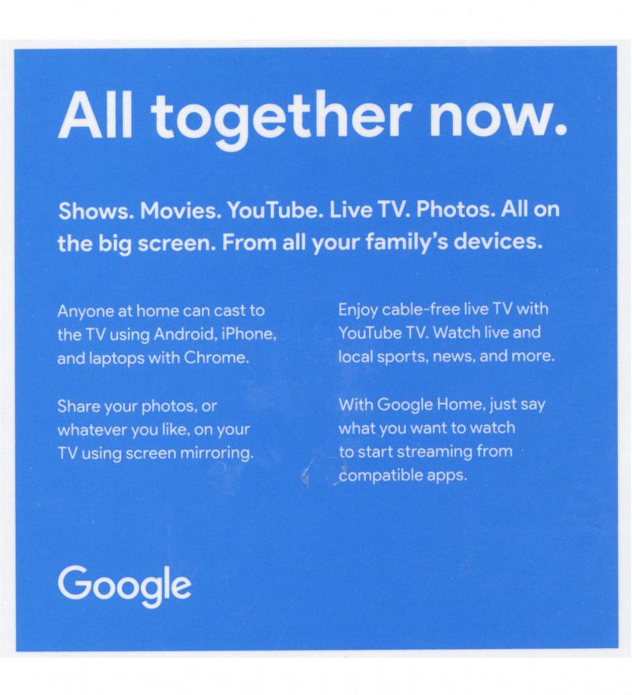 جوجل كروم كاست-كروم كاست