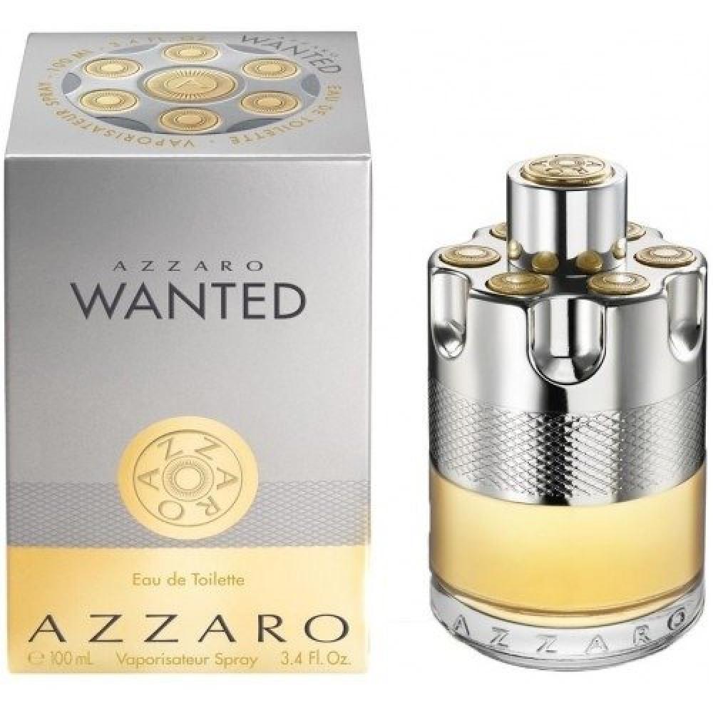 Azzaro Wanted Eau de Toilette 100ml خبير العطور