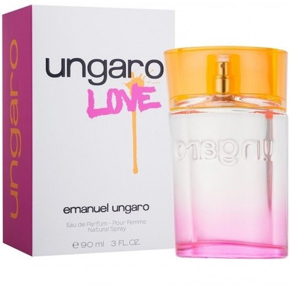 Emanuel Ungaro Love Eau de Parfum 90ml متجر خبير العطور