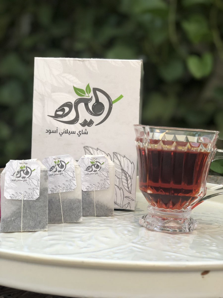 شاي الميره شاي سيلاني اسود