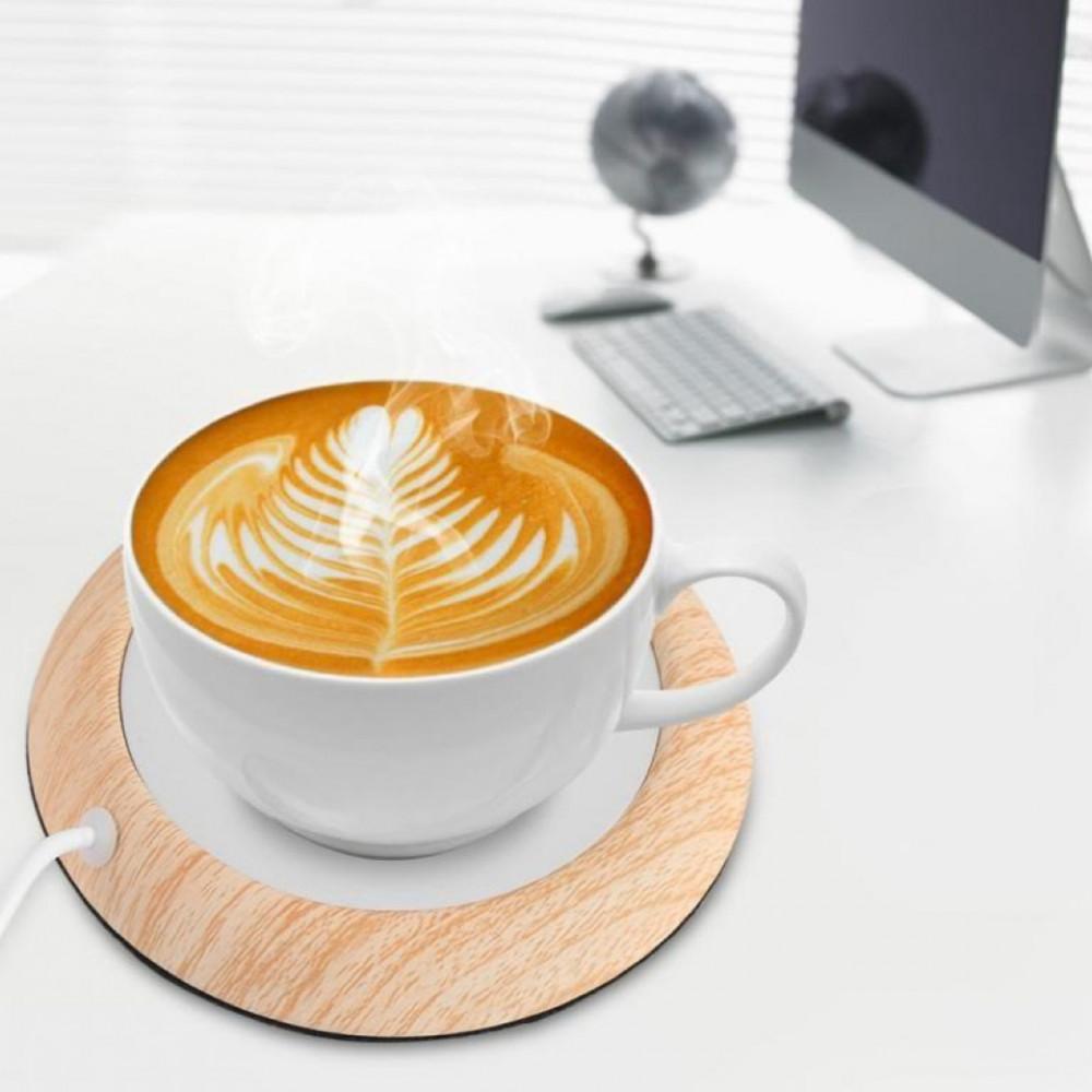 جهاز تسخين كوب القهوة