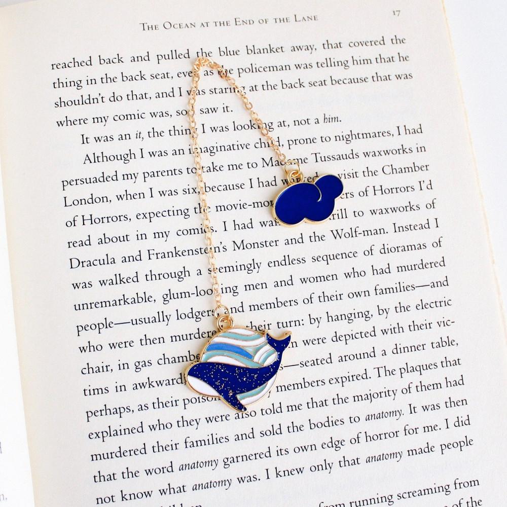 فواصل كتب قرطاسية أدوات مكتبية نادي القراءة لوازم المكتبة فاصل كتاب