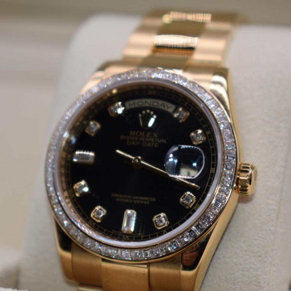 ساعة رولكس ديت دي اصلية مستعملة