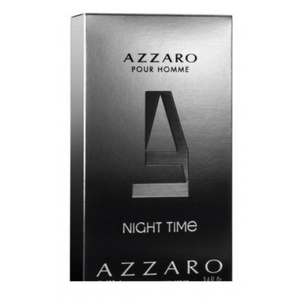 Azzaro Pour Homme Night Time Eau de Toilette Sample 1-2ml خبير العطور