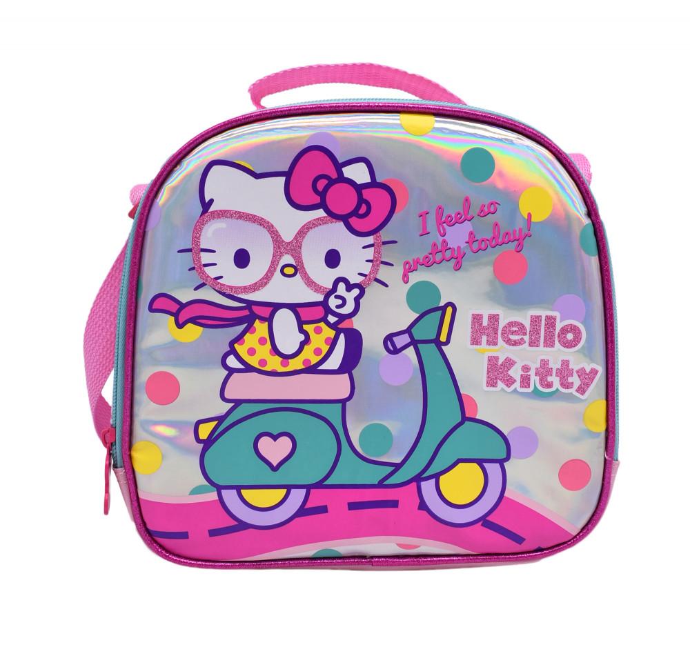 شنطة طعام, هولوغرام هيلوكيتي, HELLO KITTY, Lunch Bag