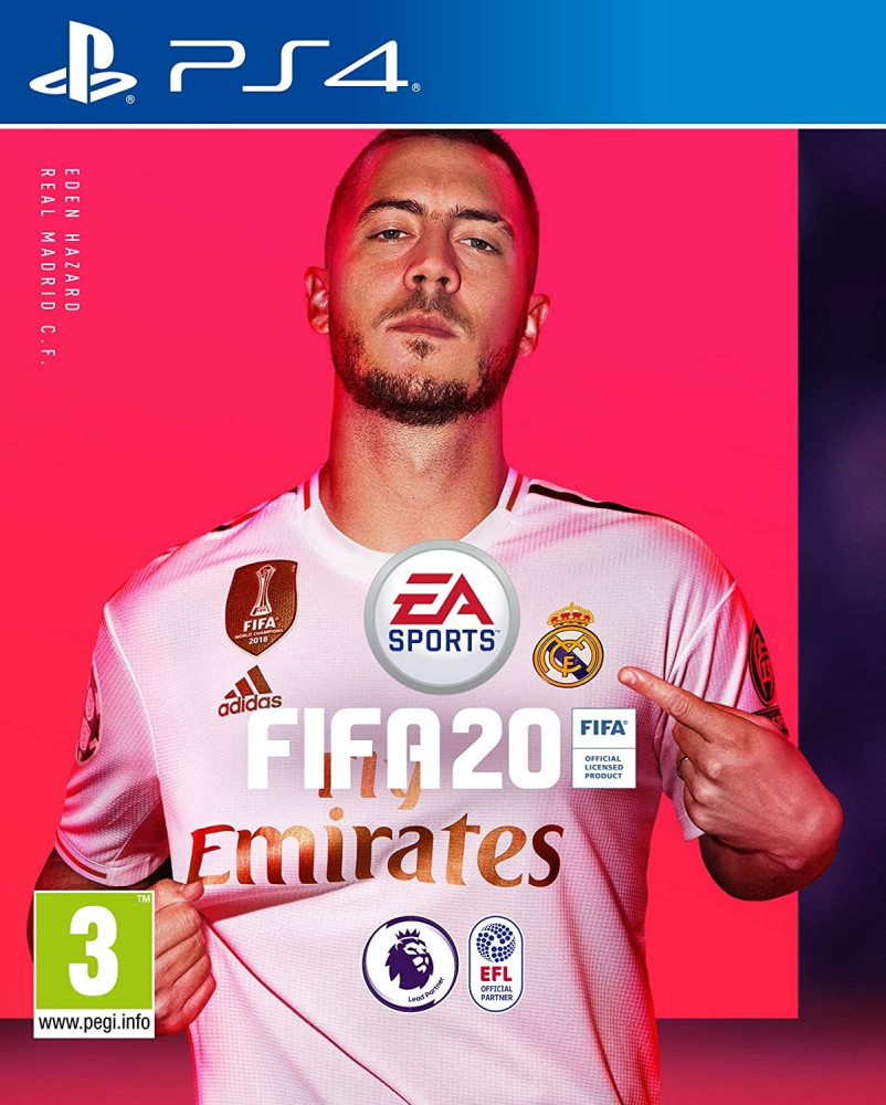 FIFA 2020- PS4