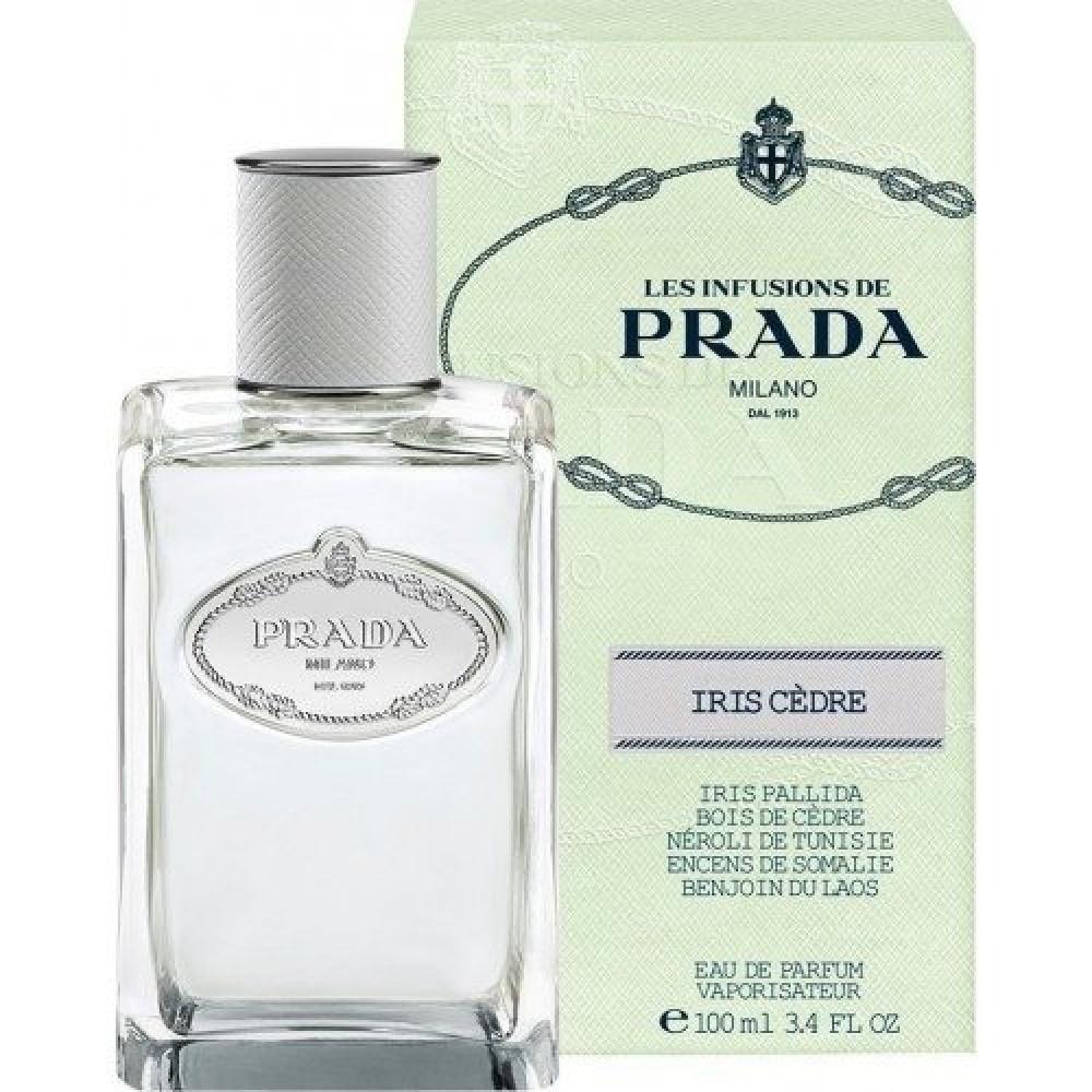 Prada Les Infusions de Prada Iris Cedre Eau de Parfum 100mlمتجر خبير ا