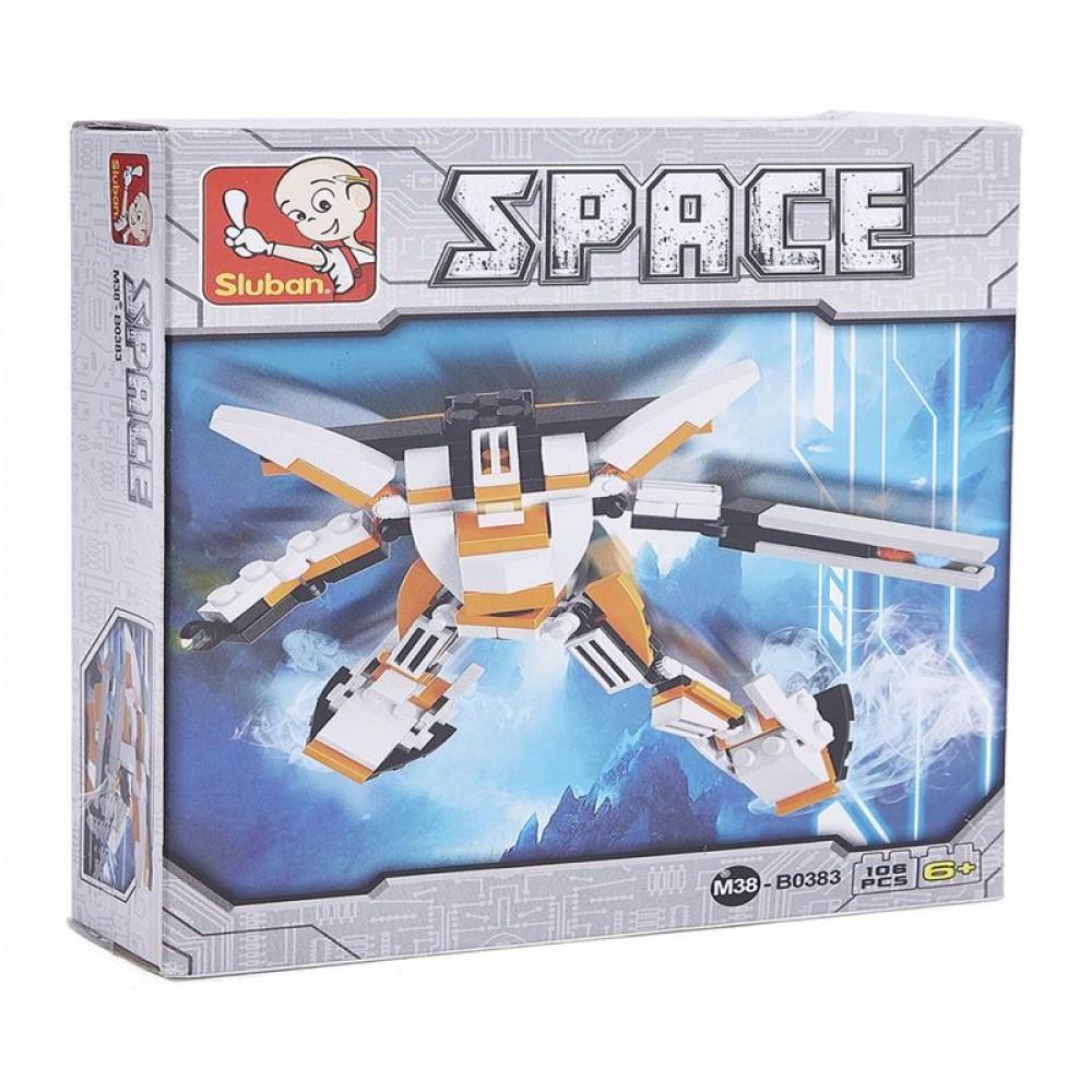 Sluban, Toys, Robot, سلوبان, قطع تركيب, روبوت, العاب