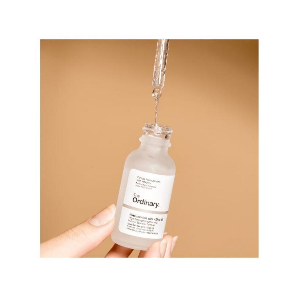 معالجة عيوب البشرة نياسيناميد زنك من ذا اورديناري - 30مل