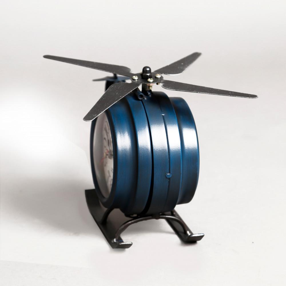 صور ساعات ساعة طاولة أنتيكة موديل بلان شكل طائرة صناعة معدنية فاخرة