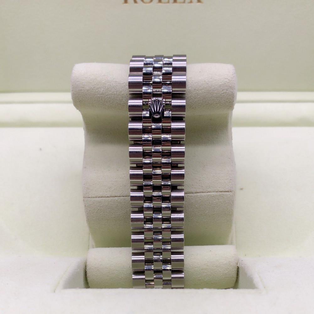 ساعة rolex ديت جست رجالي أصلية مستخدمة