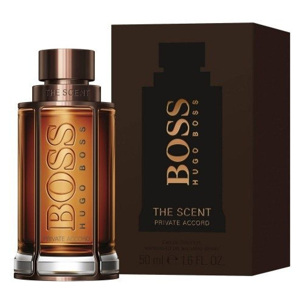 Hugo Boss The Scent Private Accord for Men Eau de Parfum متجر خبير الع