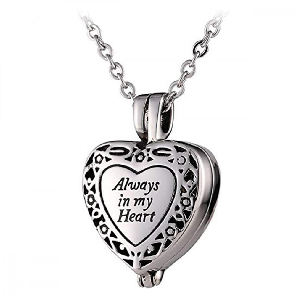 قلادة المجوهرات بكلمات مميزة للحبيب