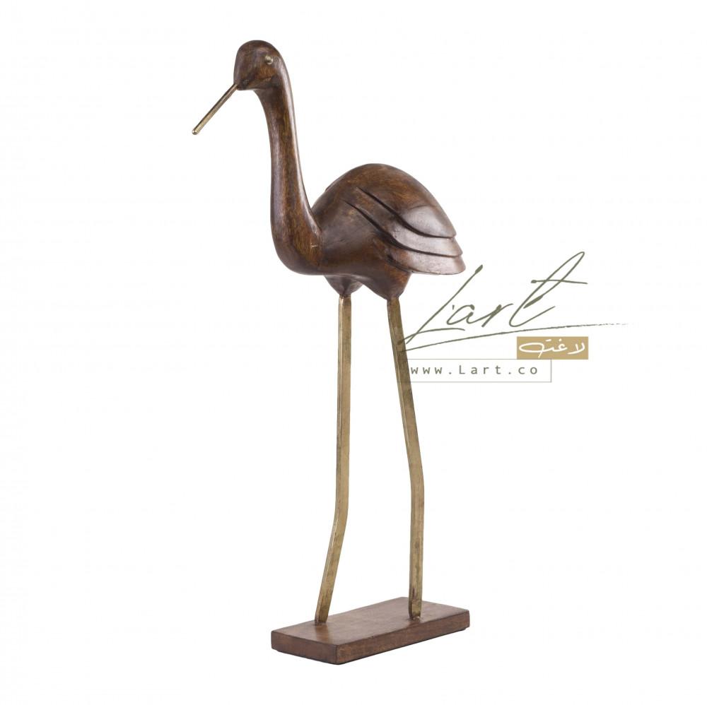 اجمل التحف والاكسسوارات المنزلية مجسم طير - متجر لاغت