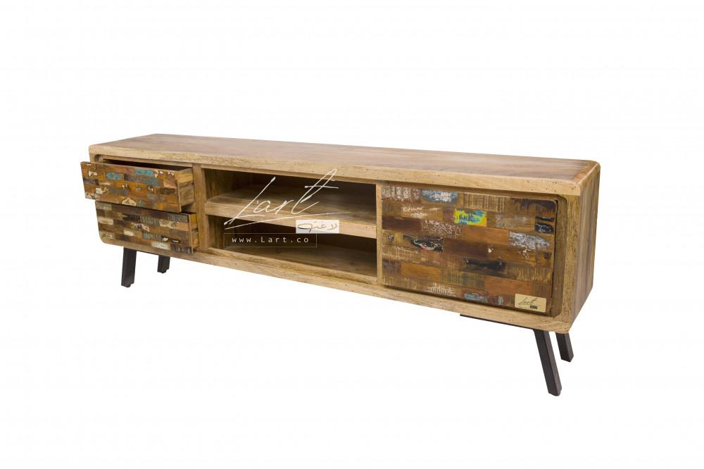 أحسن طاولات خشبيه للتلفزيون - متجر لاغت