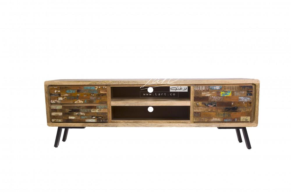 طاولات خشبيه للتلفزيون - متجر لاغت