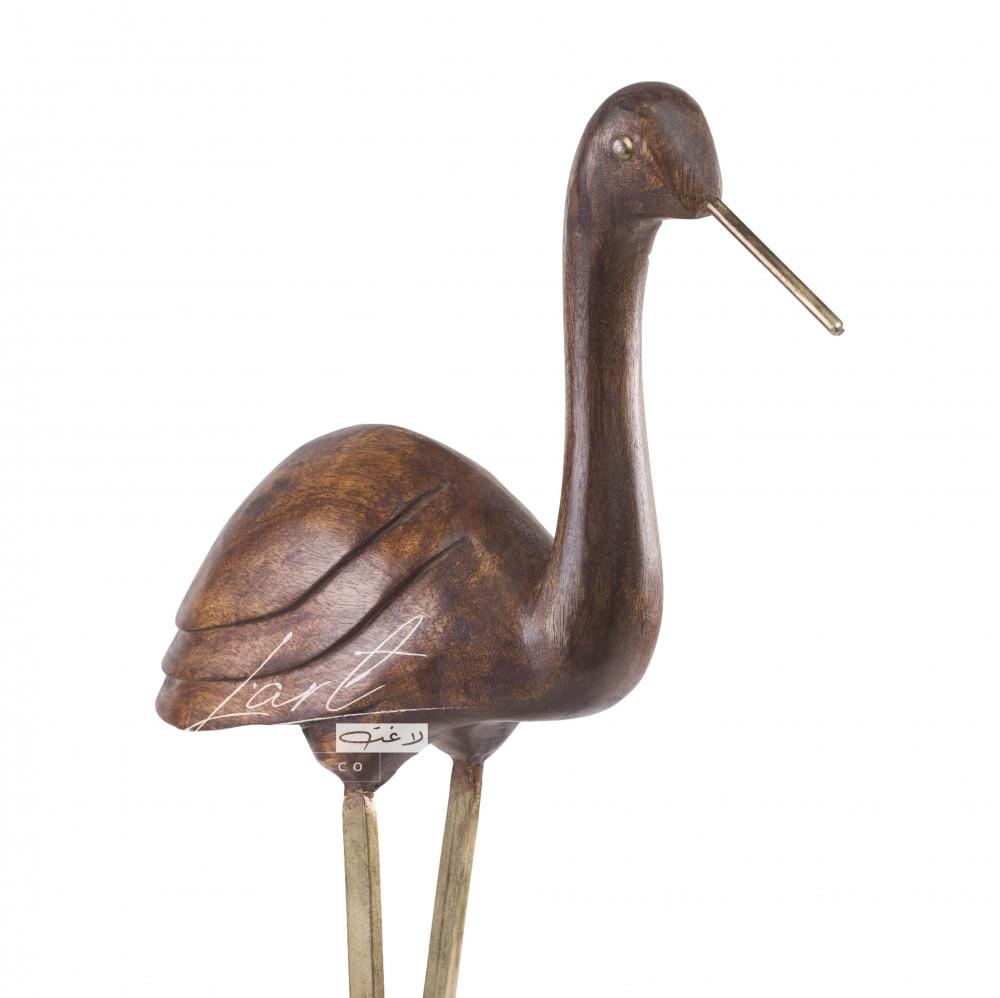 شراء اجمل التحف والاكسسوارات المنزلية مجسم طير - متجر لاغت