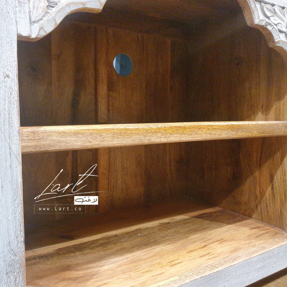 اروع طاولات خشب تلفزيون - متجر لاغت