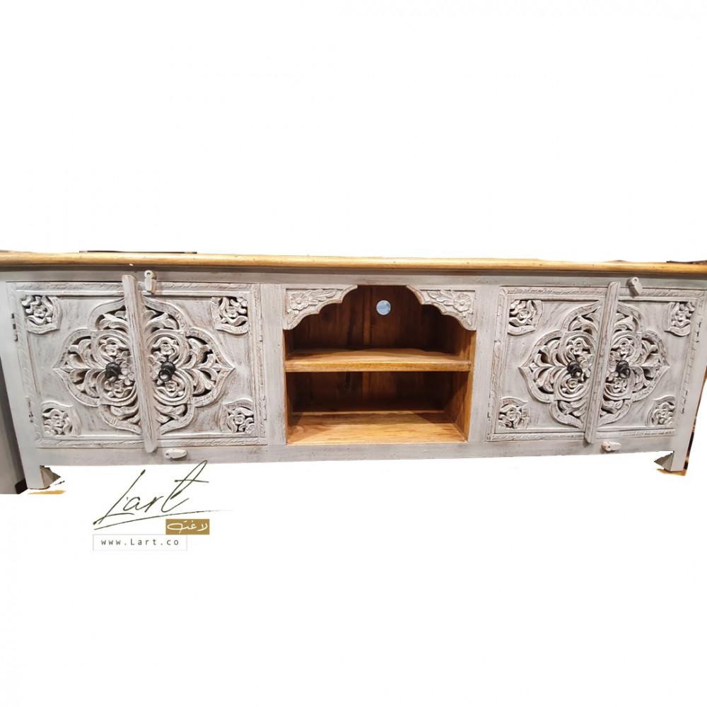 أسعار طاولات خشب تلفزيون - متجر لاغت