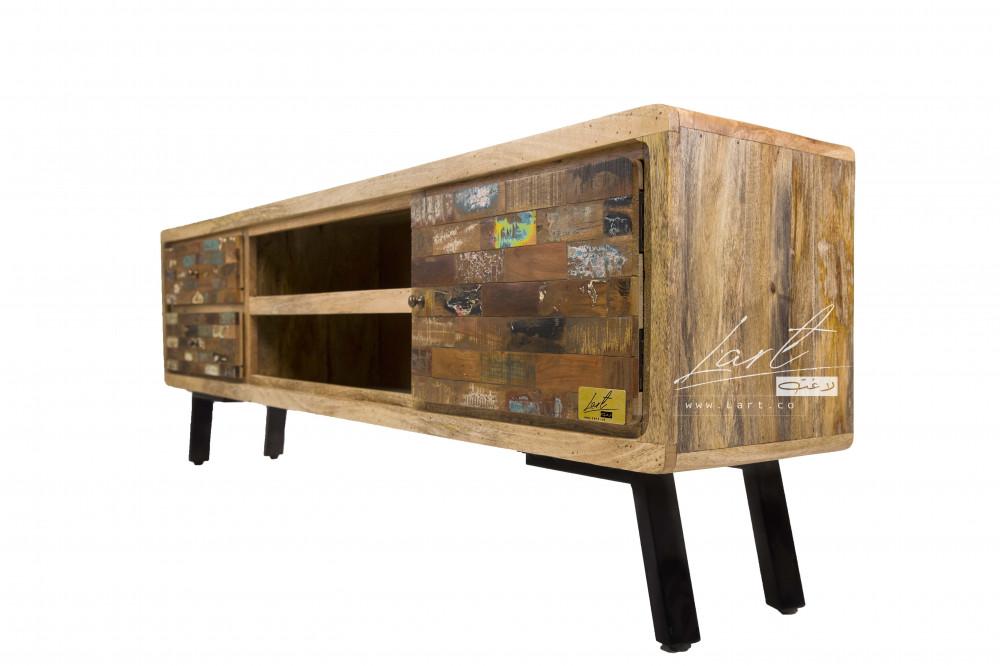 افضل طاولات خشبيه للتلفزيون - متجر لاغت
