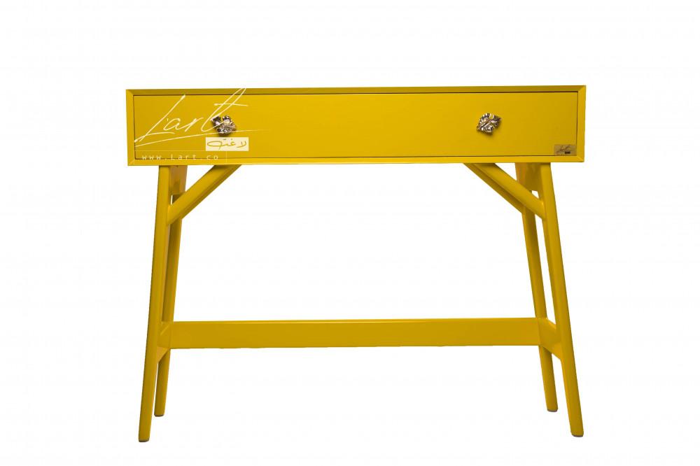 طاولات كونسول خشب - متجر لاغت
