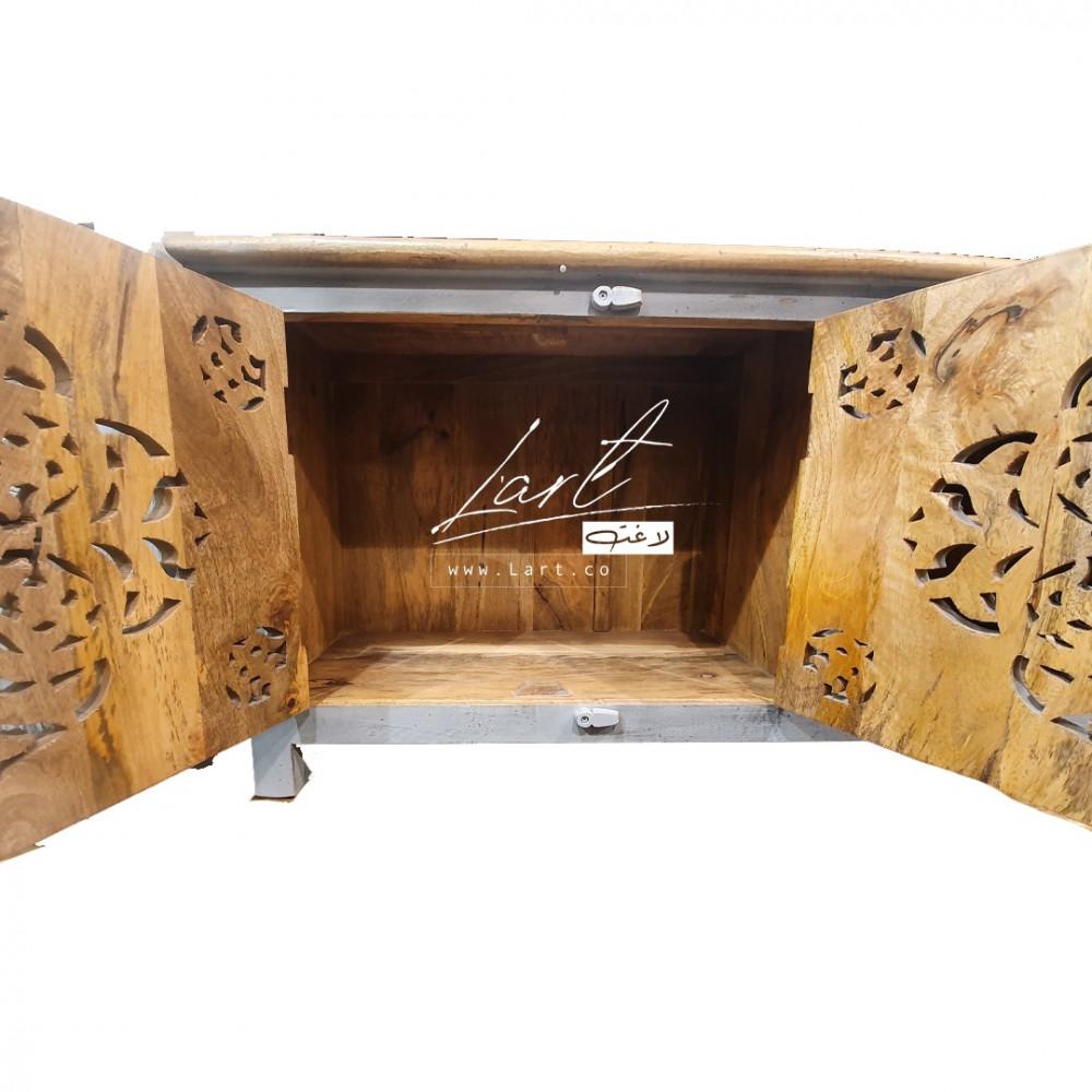 شراء طاولات خشب تلفزيون - متجر لاغت