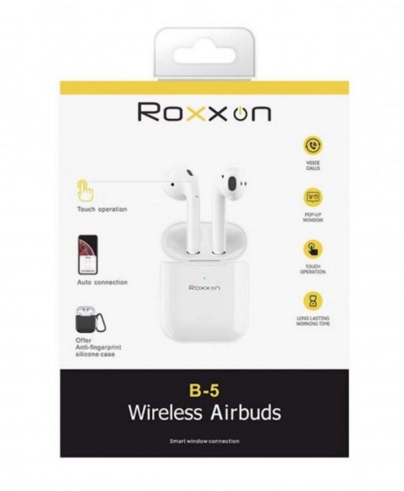 سماعات roxxon لاسلكية اصلي