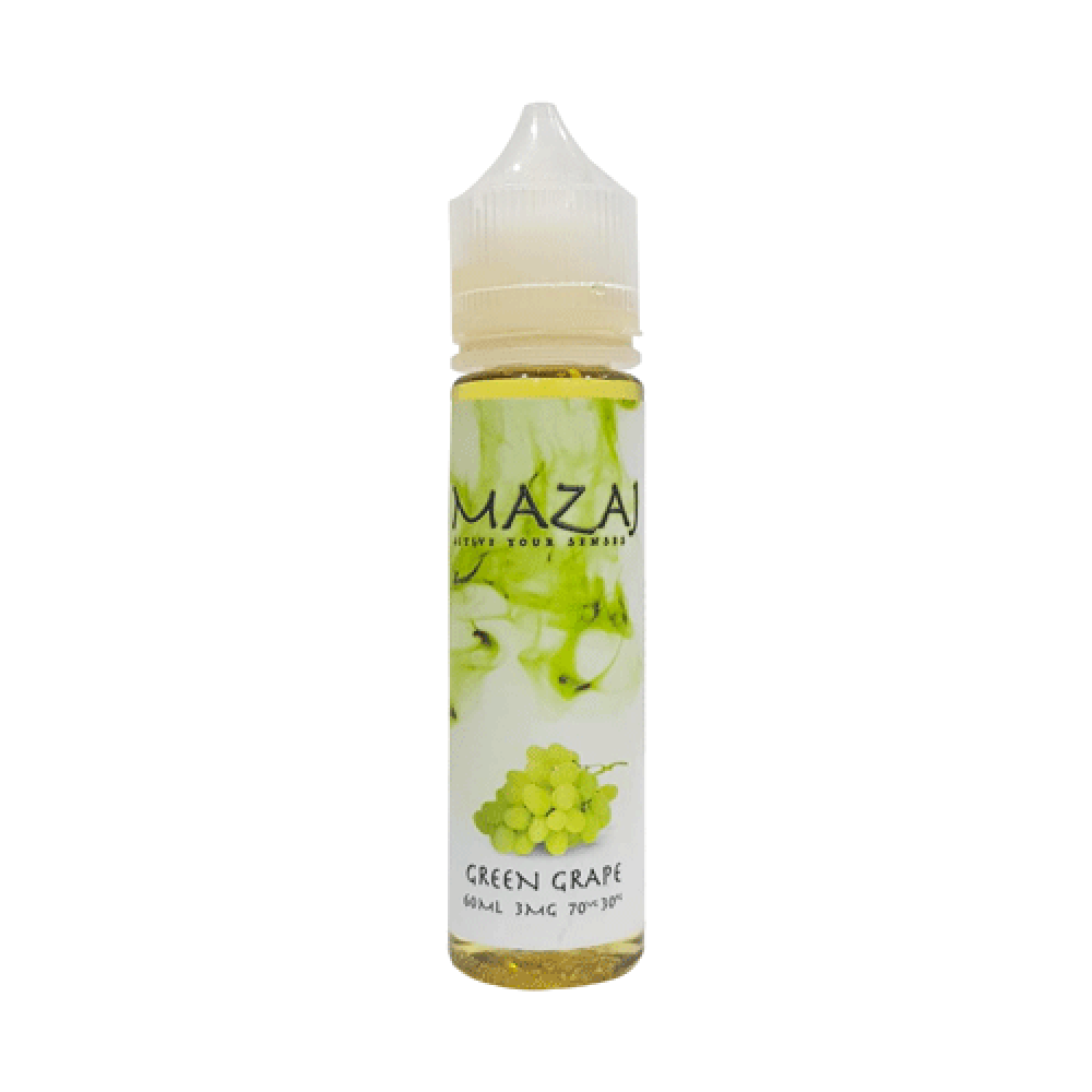نكهة مزاج عنب أخضر MAZAJ GREEN GRAPE