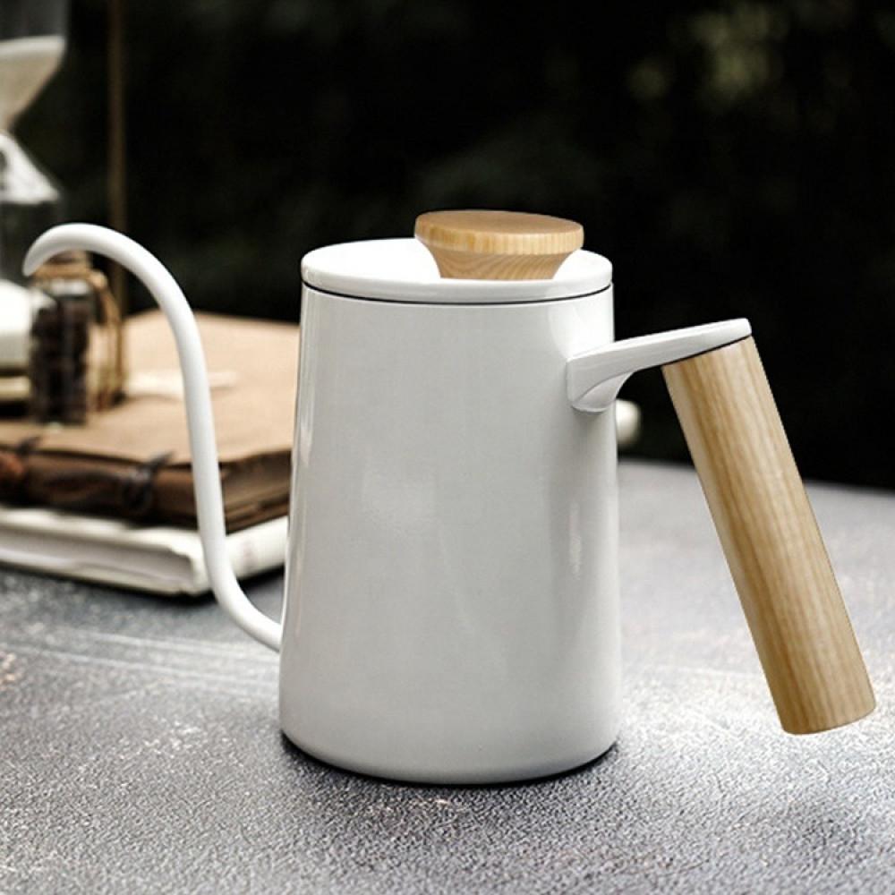 Drip coffee water kettle