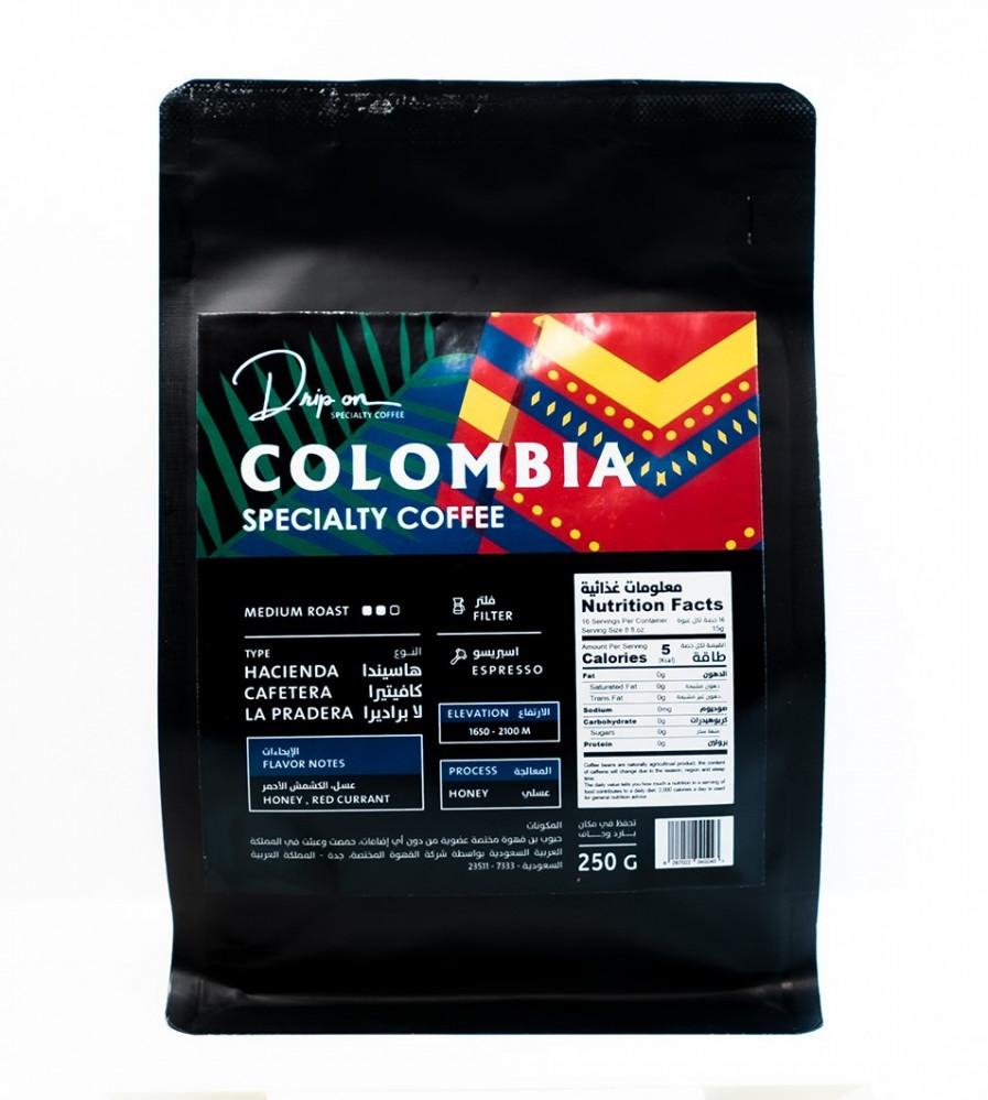 حبوب قهوة