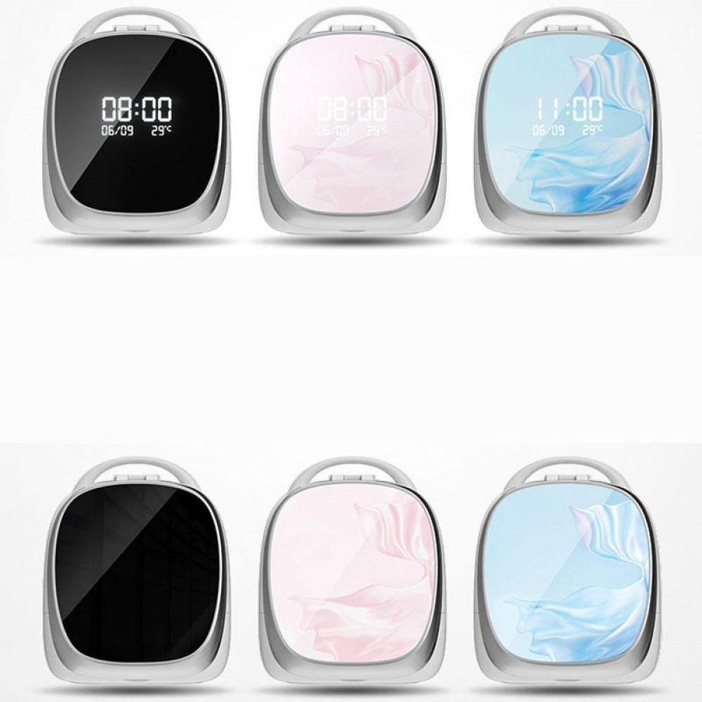 ماكياج مرايا USB LED 360
