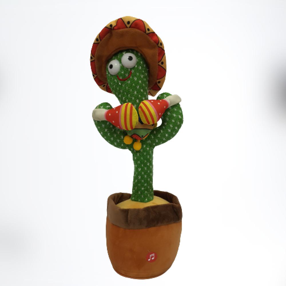 لعبة نبتة الصبار الراقصة مكسيكي هدايا اطفال عيد ميلاد اليوم الوطني