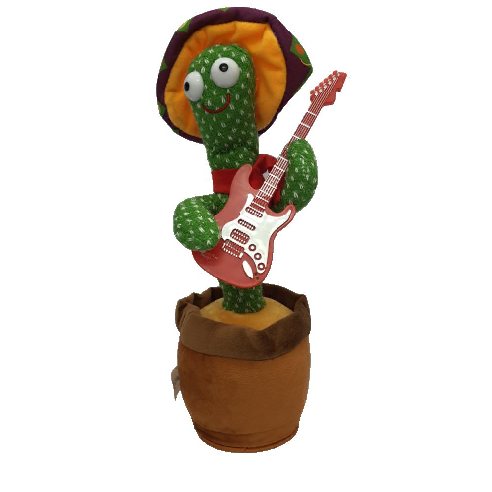 نبتة الصبارة الراقصة cactus لعبة ديكور اطفال