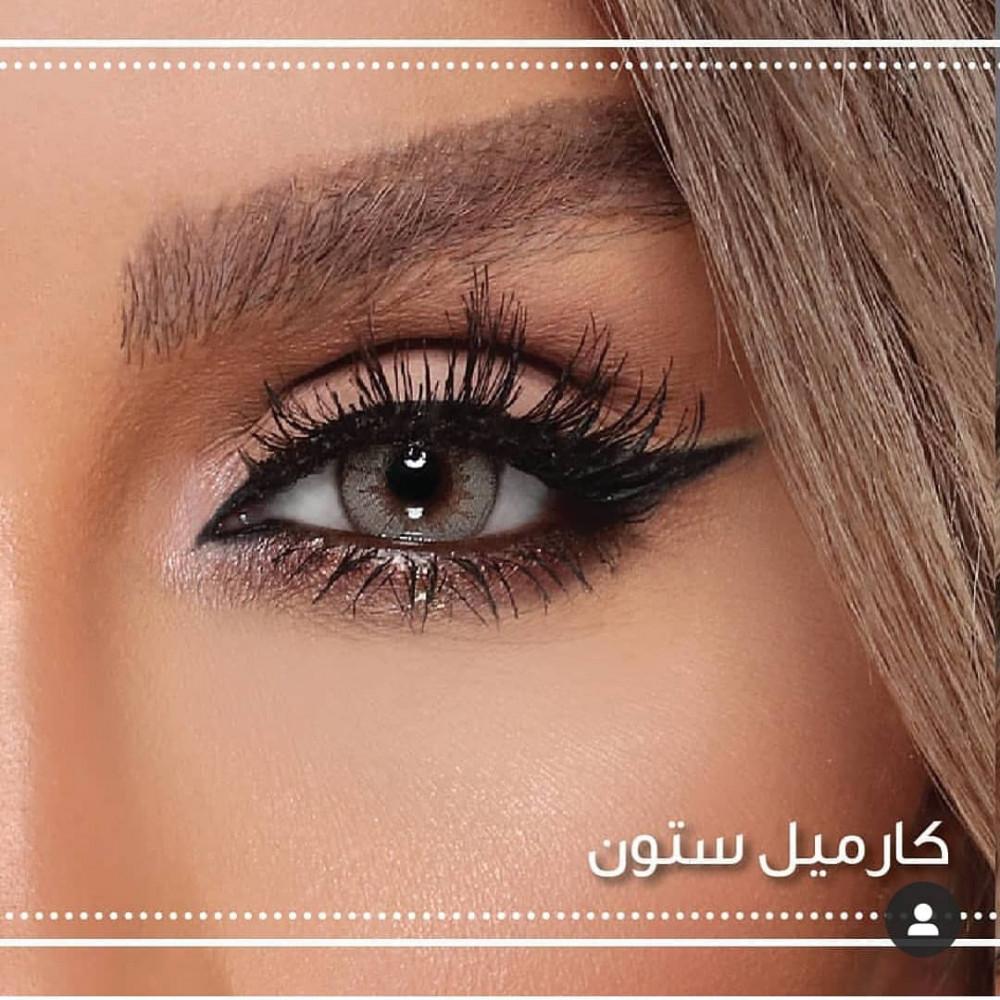 عدسات امارا Amara lenses كارميل ستون