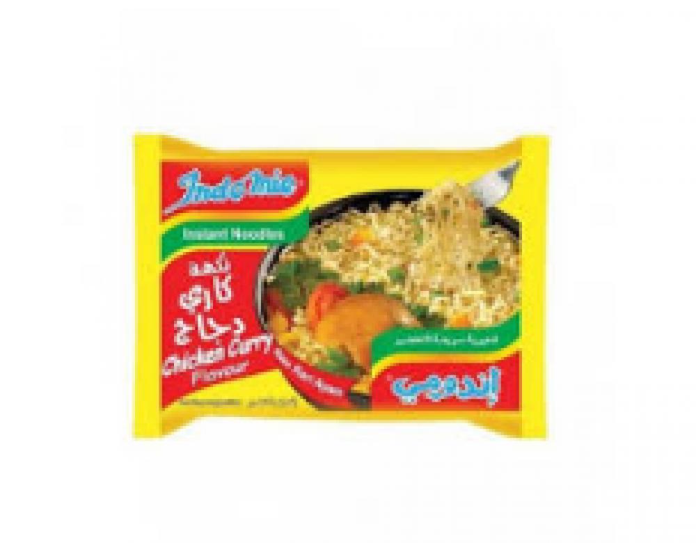إندومي كاري دجاج أكياس Foodi