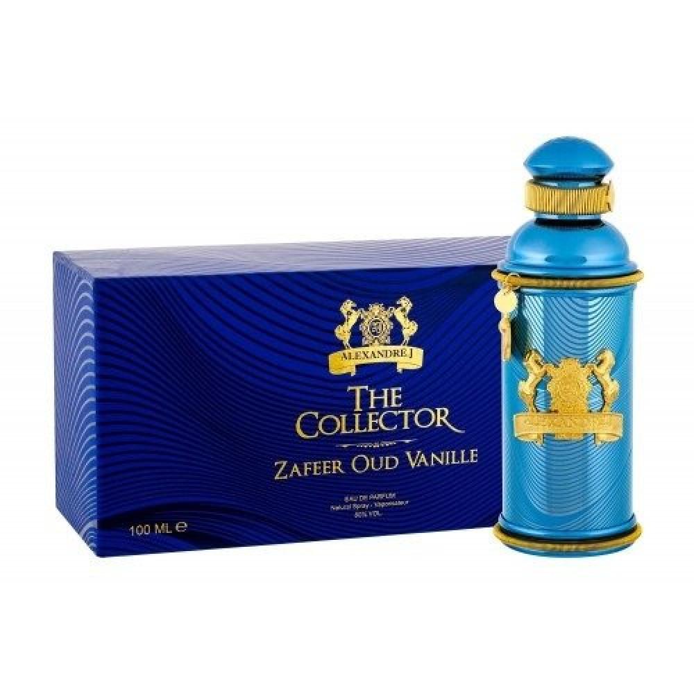 Alexandre j The Collector Zafeer Oud Vanille Eau de Parfum 100ml خبير