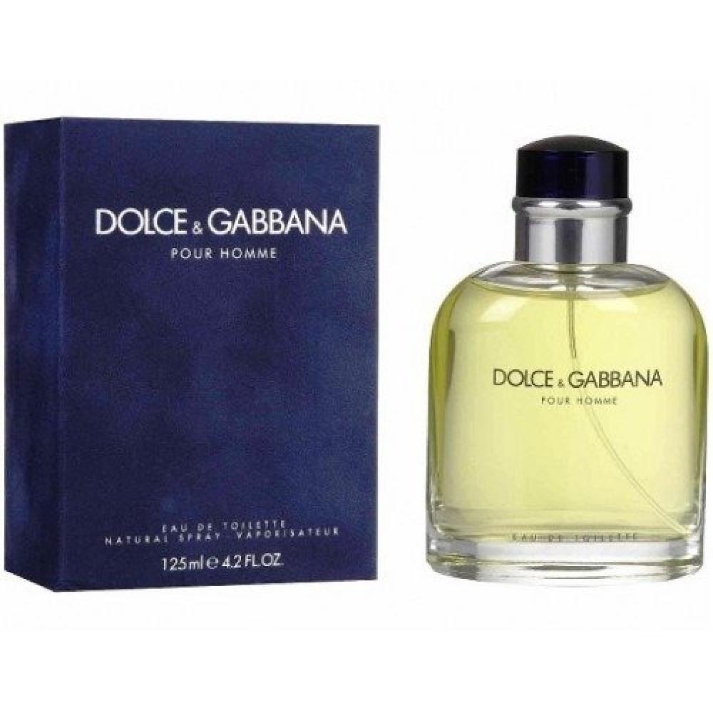 Dolce Gabbana Pour Homme Eau de Toilette  خبير العطور